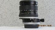 ОБЪЕКТИВ  SHIFT  PCS ARSAT H 2, 8/35( МИР-67) на Nikon.НОВЫЙ !!!