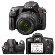 Продам Sony DSLR-A290 KIT 18-55 IS цена 3500 грн торг