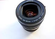 Объектив Minolta AF Zoom 35-80 mm f/ 4-5.6,  Japan