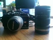 Фотоаппарат Olympus PEN E-P3