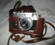 Продам фотоаппарат Зоркий 4