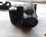 Фотоаппарат Nikon Coolpix L810 Black